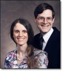 Richard and Kathryn Riss